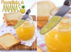 La Ricetta della Marmellata di Ananas