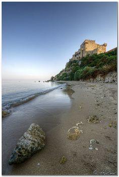 Falconara Castle, Falconara, Sicily, Italy, province of Caltanissetta