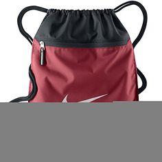 Nike Team Training Gymsack Gym Red Black White Size One Size e5a8cc22ebf0c