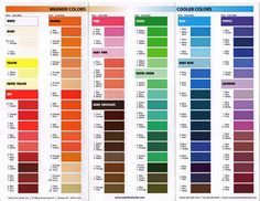 wilton food coloring chart | have fondant already colored you can use this chart from satin ice ...