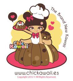 Baby CHIC KAWAII Cute Cook!