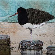 Fun loopy embroidery