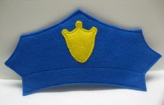 Dress up http://www.etsy.com/listing/175351031/police-officer-dress-up-hat