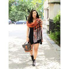 Vintage leather and style  #pursesfornurses #handbag #nyc #purse #nurse #fall #dooneyandbourke