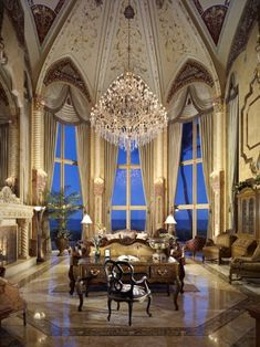 Is this really a bedroom?! #heaven
