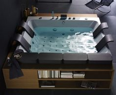 A hot tub  ! Im excited, I have been using this new product I saw on Pinterest. I am already 28 pounds lighter! Check out the PIN here http://pinterest.com/pin/5207355789227375/