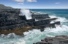Mistaken Point, Newfoundland and Labrador Canada Newfoundland Canada, Newfoundland And Labrador, O Canada, Canada Travel, Canada Trip, Atlantic Canada, Hiking Tours, Island Tour, Secret Places