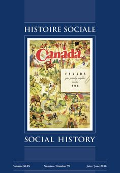 "The June 2016 issue of Histoire sociale/Social History features articles by  - Alan Gordon: ""Entre l'invention et la réalité: paysage et histoire vivante dans les villages-musées de pionniers au Canada"" and  - Susan Nance: ""Who was Greasy Sal? Outlaw Horses and the Spirit of Calgary in the Automobile Age"""