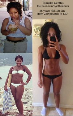 tighttummies:  THE BEST PROJECT YOU WILL EVER WORK ON IS … YOU! before and after