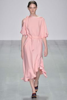Spring 2015 Ready-to-Wear - Eudon Choi