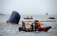 Hopes Decrease in Search for Survivors of South Korean Ferry