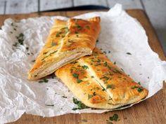 Dit borrelbrood met Boursin en kip staat makkelijk binnen 30 minuten op de tafel. Waarschijnlijk zelfs nog sneller. Ideaal voor een gezellig borrelavondje dus....
