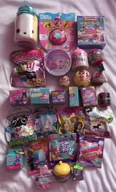 lol toy Lot Of 27 Surprise Bags/Toys - LOL Doll/Num Noms/Shopkins/Smooshy Mushy amp; Little Girl Toys, Toys For Girls, Kids Toys, All Toys, Num Noms Toys, Fun Crafts, Crafts For Kids, Barbie Toys, Peppa Pig