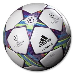 adidas Finale 11 Champions League Soccer Ball