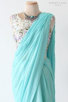 Saree Original Satin Crepe Silk Sari Bollywood Sarees Other Women& Clothing St Simple Sarees, Trendy Sarees, Stylish Sarees, Fancy Sarees, Sari Blouse Designs, Fancy Blouse Designs, Indian Dresses, Indian Outfits, Pakistani Outfits