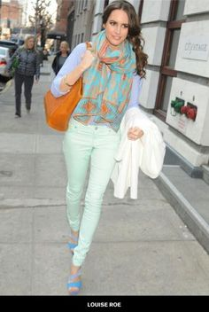 i love outfit louise roe
