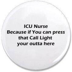 heh heh....love the ICU logic!