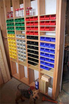 Woodworking Chair - Kreg Owners' Community shed storage ideas garage organization Garage Workshop Organization, Workshop Storage, Organization Ideas, Organizing, Workshop Design, Workshop Ideas, Workshop Shed, Wood Workshop, Woodworking Shop Layout