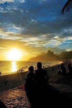 SUNSET#IPANEMA