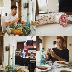 Direkt am ersten #Arbeitstag diesen Jahres #verwöhnt vom #Chef. #Frankreich lässt grüßen.  Danke lieber #Jürgen!  #Mahlzeit ! #bonapetite #jwk_com #agenturleben  #agenturalltag #frohesneues #rillettes #fischsuppe #ofenkäse #salat #yummy #kommunikation