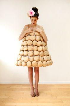 DIY Kostüm: Ferrero Rocher