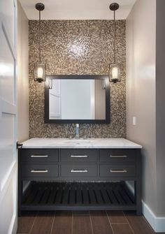 Enhancing Your Bathroom Aesthetics With Modern Mini Pendants Part 5