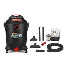 Shop-Vac 14-gal 5.75-Peak HP Wet/Dry Pump Vac
