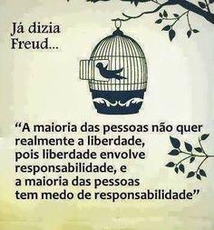 Freud... isso é uma verdade