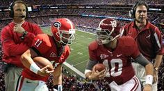 SEC Championship - 2012 Version Sec Football, Alabama Football, Football Season, Football Helmets, Alabama Vs Georgia, Savannah Georgia, Alabama Crimson Tide, Bama Fever, Sec Championship