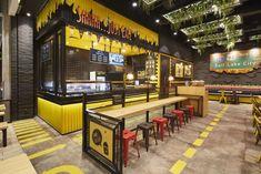 Cupbob Korean BBQ by High Street, Jakarta – Indonesia » Retail Design Blog