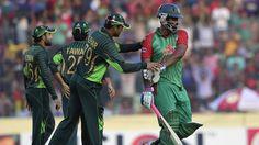 Bangladesh set new ODI record in victory over Pakistan