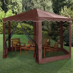 Shop For New And Improved Hexagon Gazebo More Gazebos On Brylanehome