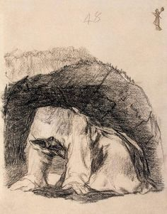 by Francisco de Goya of Spain (1746–1828)    ~Repinned via Olga