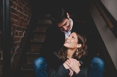 A sweet Seattle engagement shoot | Catalina Jean Photography @Catalina Jean