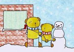 Kleuteridee.nl  Digitaal prentenboek voor kleuters, sneeuw