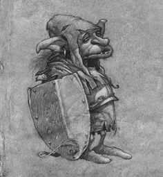 GoblinSketch#1.jpg 600×650 pixels