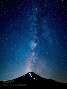 Milky Way blowing up from Mount Fuji  2016/7/10 1:33 North Fuji practice ground Yamanashi Japan  Camera: Canon PowerShot S120 Lens: 5.2-26.0 mm Focal Length: 5.2mm Shutter Speed: 30sec Aperture: f/1.8 ISO/Film: 1000  Image credit: http://ift.tt/29shHkt Visit http://ift.tt/1qPHad3 and read how to see the #MilkyWay  #Galaxy #Stars #Nightscape #Astrophotography