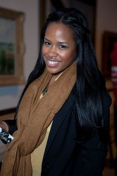 camille watson...love the length
