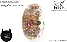 Elfbeads Honey Dust Rose Petals