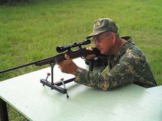 Fort Sandflat Products/Gun Vise
