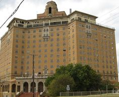 Baker Hotel, Mineral Wells, Texas: The exact number of spirits that call the hotel home for eternity is unknown, but some say that there are 49 different ghosts haunting the Baker Hotel. Among those who are still there is the ghost of the original owners red-headed mistress, Virginia. The story is that after he ended their relationship, she was so devastated that she jumped to her death from the 7th floor. Witnesses say they have spotted her in different areas of the hotel. Are the sounds of…