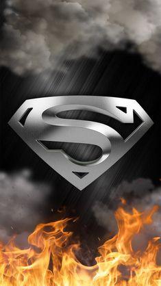 Superman logo wallpaper Superman Movies, Superman Man Of Steel, Superman Logo, Batman Vs Superman, Superman Symbol, Hd Wallpaper Android, Apple Wallpaper, Wallpapers, Superman Tattoos