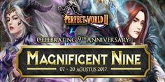 Inilah Meriahnya Perfect World 2 Indonesia Rayakan Ultah