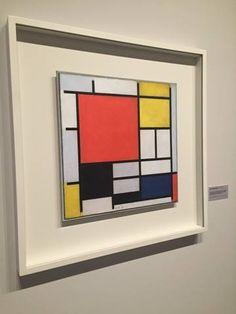 Mondrian e o Neoplasticismo no CCBB-SP   Larissa Carbone Arquitetura