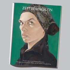 Nr. 21 / 15 - Vor zwei Jahren starb Wolfgang Herrndorf. Wir zeigen unveröffentlichte Bilder, die der Schriftsteller gemalt hat