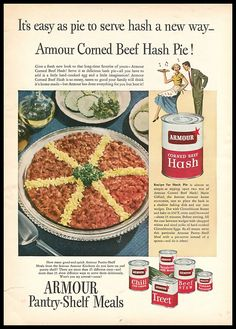 Another nice Armour ad.   The History of Corned Beef  http://www.kitchenproject.com/history/CornedBeef.htm