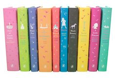 One Kings Lane - Judge a Book by Its Cover - S/10 Puffin Classics for Young Readers