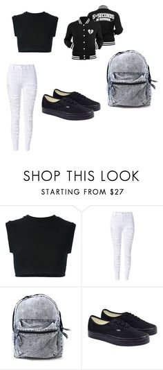 """This one more cute"" by nchkhitunidze ❤ liked on Polyvore featuring adidas Originals and Vans"