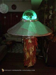 Light-Up Alien Costume                                                                                                                                                      More