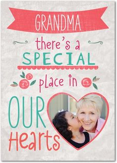Personalized Birthday Cards For Grandma From Treat
